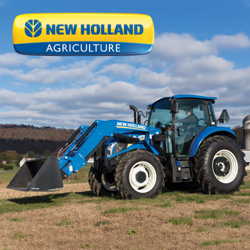 New Holland Agriculture Equipment Discounts