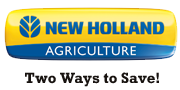 New Holland Agriculture Discounts with Equine Equipment Program | Special Pricing