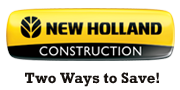 New Holland Construction Discounts with Equine Equipment Program | Special Pricing